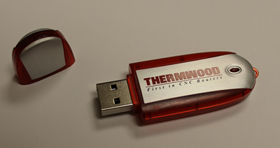 FREE Flash Drive from Thermwood