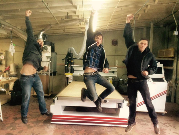 Thermwood Customers IDL Worldwide with their new Model 45 CNC router