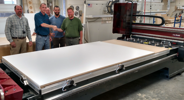 Original Woodworking and their new Thermwood Cut Center