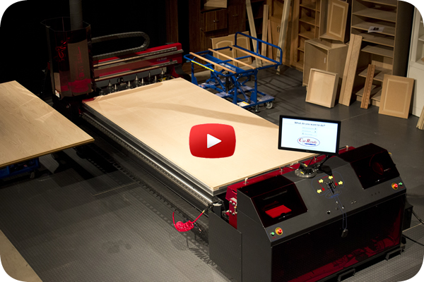 Thermwood Cut Center Video