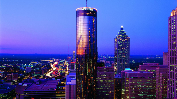 Westin Peachtree Atlanta