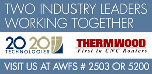 Thermwood and 20-20 Join Forces!
