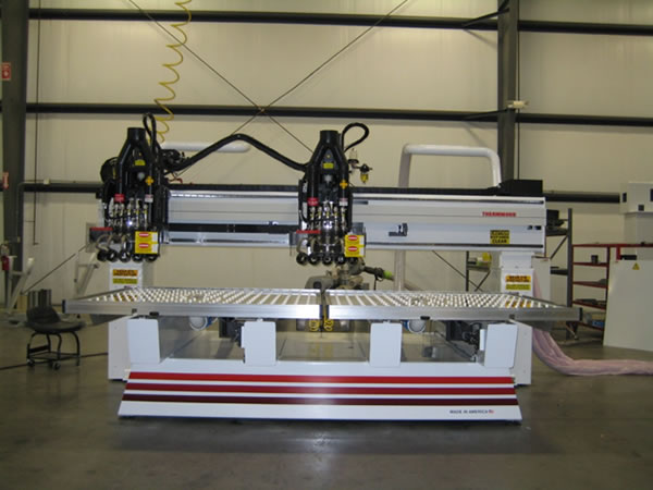 3 Axis CNC Router after Thermwood Refurbishment