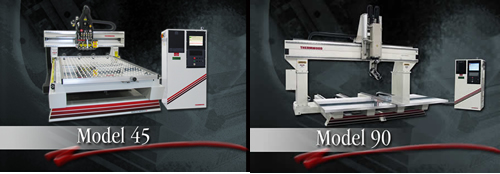 Thermwood 3 and 5 Axis CNC Routers