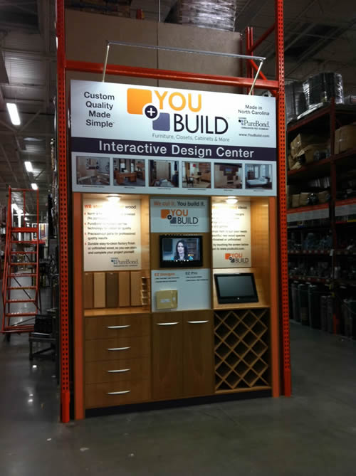 YouBuild EndCap in Home Depot