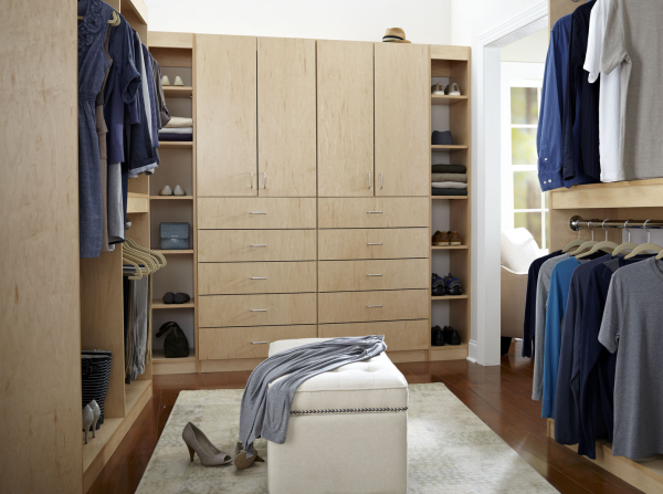 Closet System from YouBuild