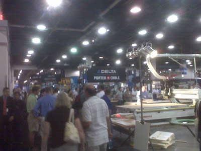 Thermwood Booth #5200 at AWFS Show in Las Vegas