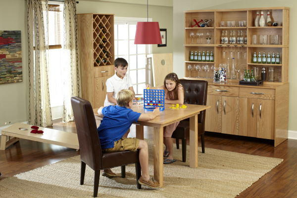 Furniture from the EZ Pro ManCave Library