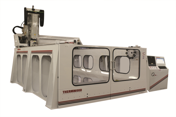 Thermwood Model 77 5 Axis CNC Machining Center