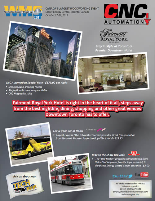 WMS 2011 Hotel and Transportation Information