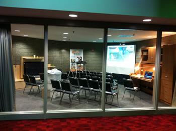 YouBuild Seminar at IWF 2012