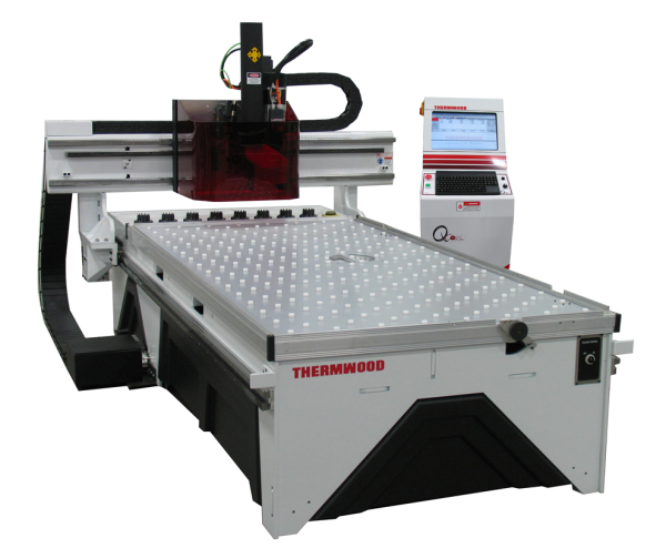 Thermwood Model 43 for Custom Cabinet Production
