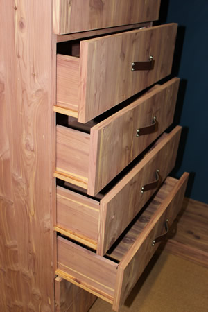 Slot Slide Drawers