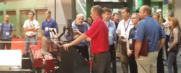 Visit IWF 2014 and try out the all new Thermwood Cut Center