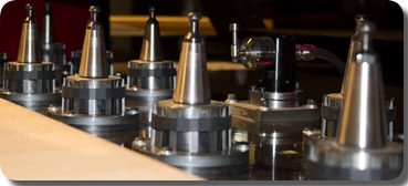 The Cut Center Manages Tooling for you