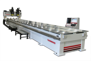 Thermwood Model 63 5'x45' Machining Aluminum Video