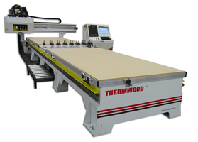 Thermwood MTR 30 Dual Table 5x10 CNC Router