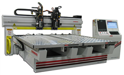 Thermwood Model 42 5x10 Dual Spindle CNC Router