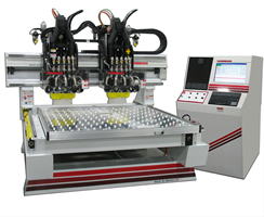 Thermwood Model 45 Dual Spindle 5x5 CNC Router