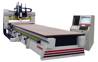 Thermwood FrameBuilder 53 5x10 CNC Router
