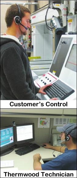 Thermwood Virtual Service