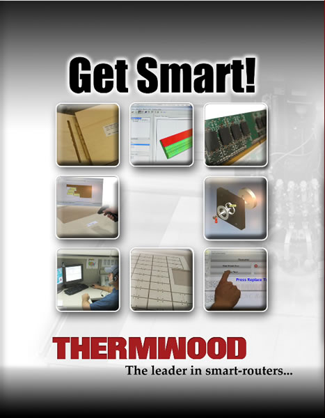 Thermwood smart-router Electronic Brochure Cover