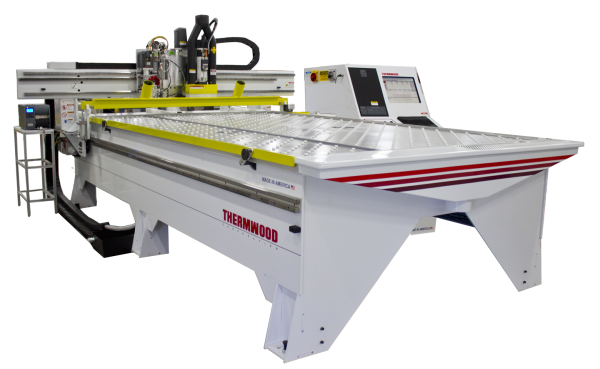 Thermwood AutoProcessor 21 7'x12' CNC Router