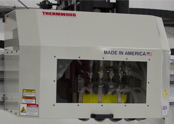 Thermwood At the Head Tool Changer