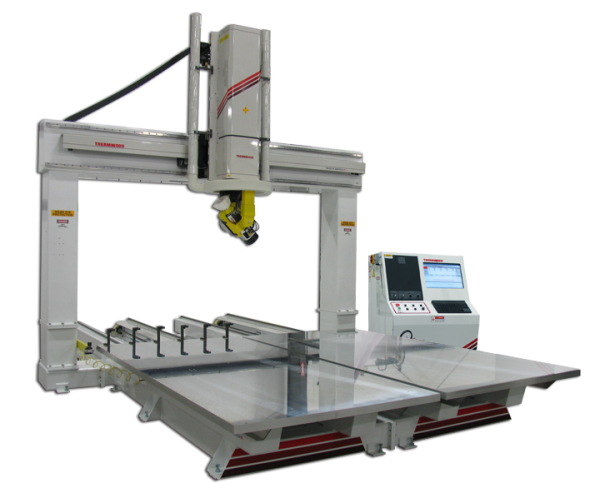 Thermwood Model 67 5x12 Dual Table CNC Router