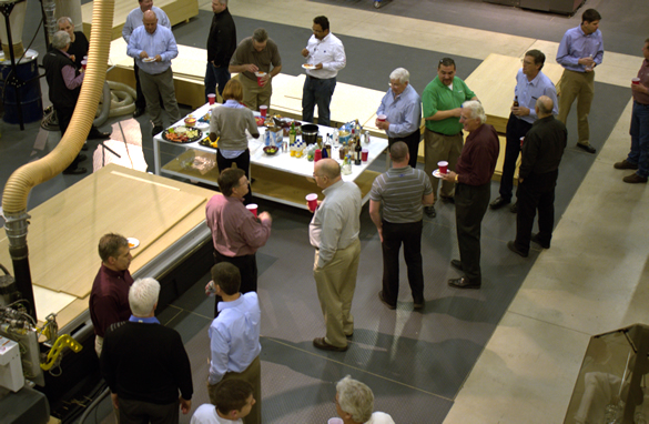 Thermwood Dealer Conference 2014