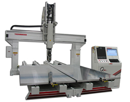 Thermwood Model 90 5x12 Dual Table CNC Router