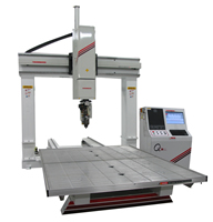 Thermwood Model 67 7x10 CNC Router
