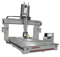 Thermwood Model 70 10x10 CNC Router