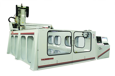 Thermwood Model 77 5x10 CNC Router
