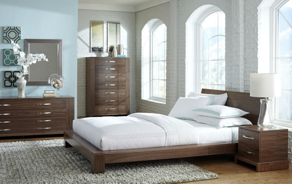 Contempory Bedroom Suite Added to Cut Ready Library