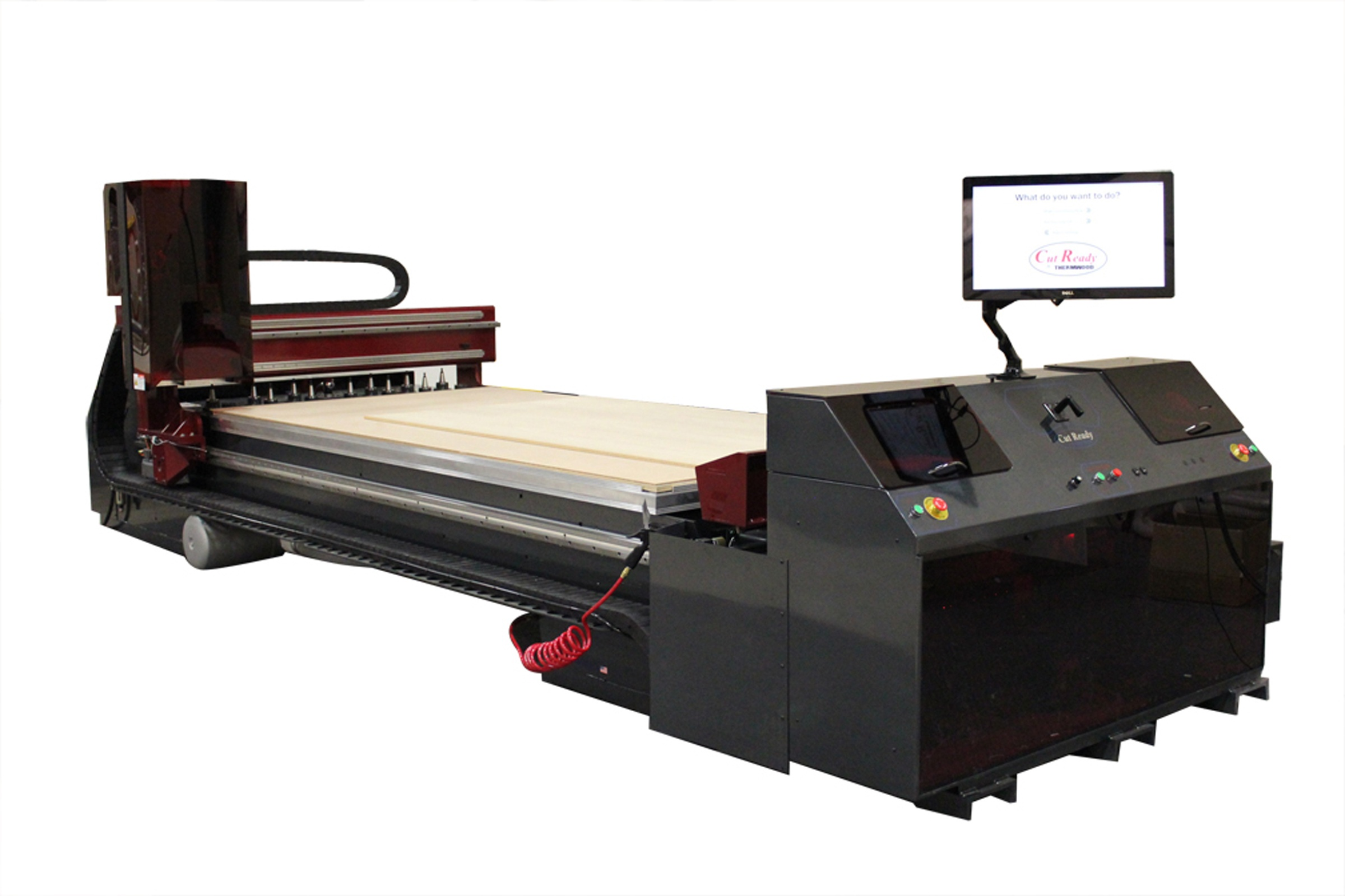 The Powerful Thermwood Cut Center - Find out More Today!