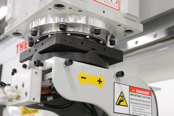 Thermwood Model 90 Spindle