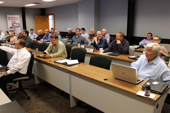 2016 Dealer Conference Training