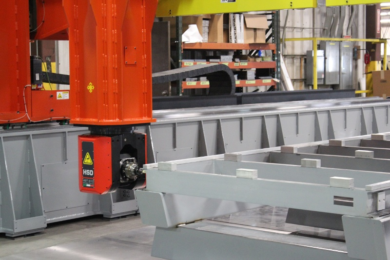 Thermwood Builds Massive Metalworking Machine to Increase LSAM Production