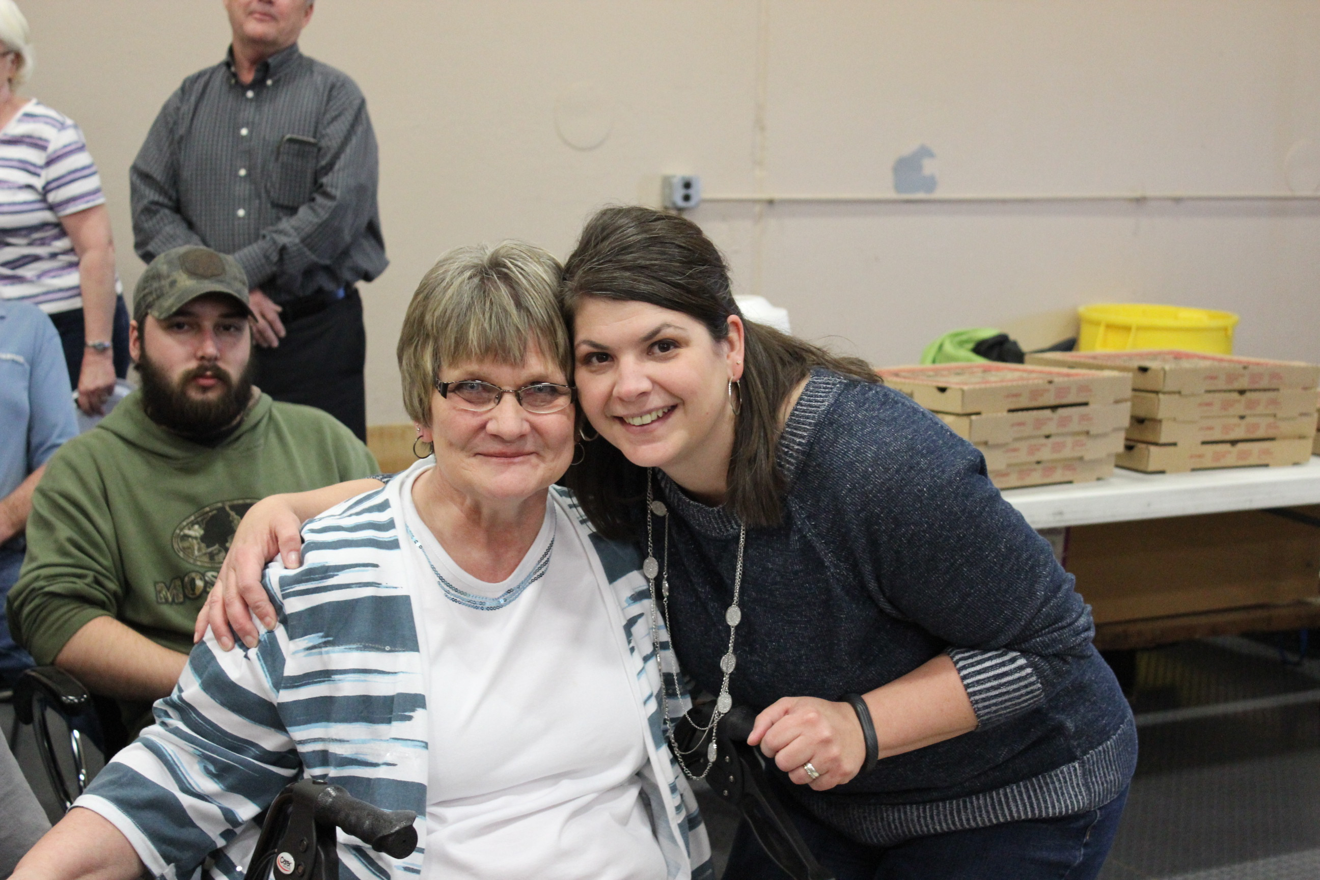 Thermwood honors retiree Carol Meyer for her years of service