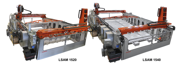 Largest Selection of Large Scale Additive Manufacturing Systems