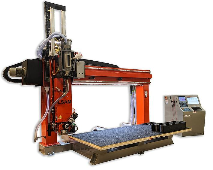 LSAM Additive Printer 10'x5' Table Shown