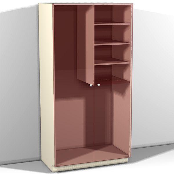 Outdoor Storage Closet