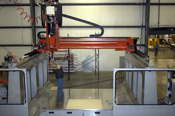 Thermwood Additive Manufacturing System