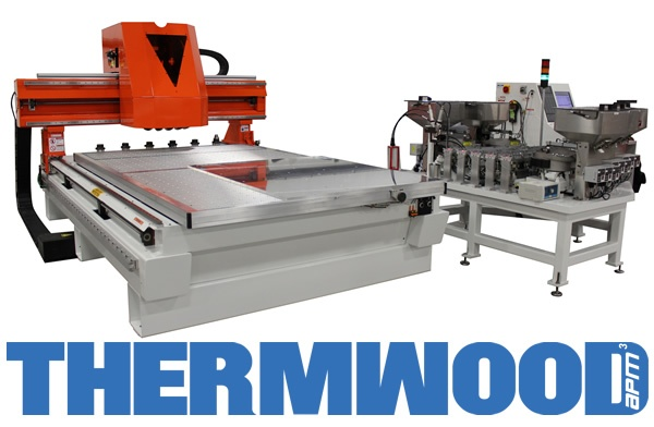 Thermwood APM Insertion System for RUAG