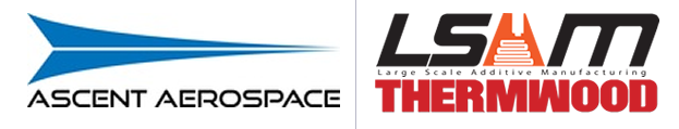 Ascent Aerospace Invests in Thermwood LSAM Additive Manufacturing