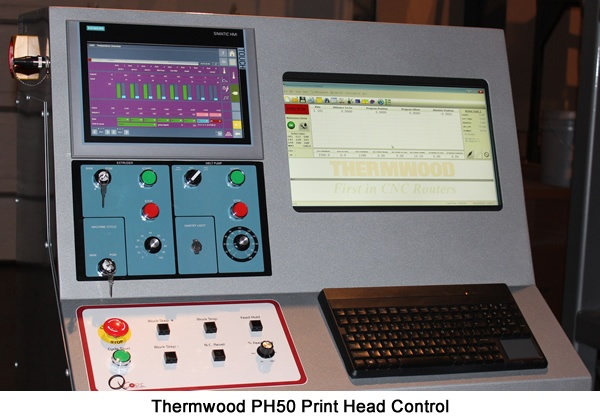 Thermwood LSAM PH50 Control