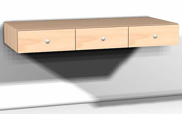 Sink Bridge (3 drawer)