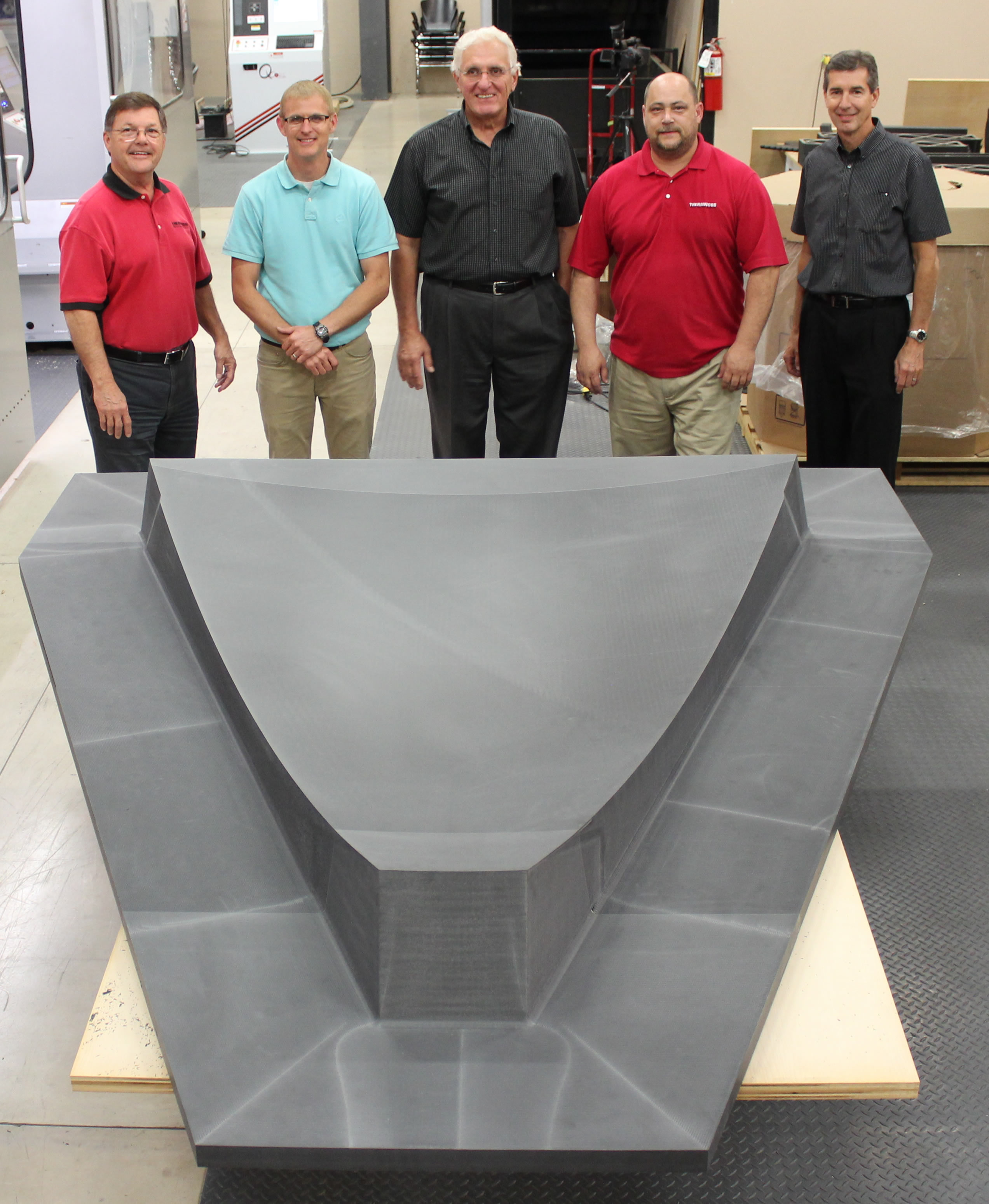 Thermwood LSAM Produces Solid, Void-free Parts