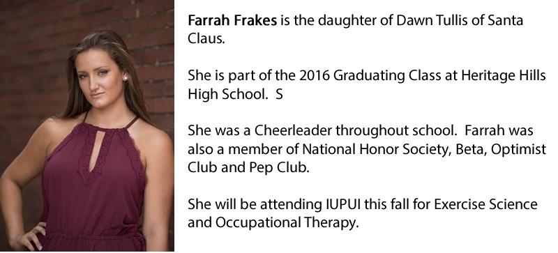 Farrah Frakes